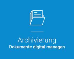 Assistent Archivierung - marahplus ERP Warenwirtschaft | Sauter + Held Softwareß