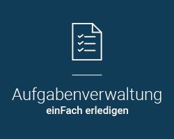 Assistent Aufgabenverwaltung - marahplus ERP Warenwirtschaft | Sauter + Held Softwareß