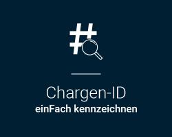 Assistent Chargen-ID - marahplus ERP Warenwirtschaft | Sauter + Held Software