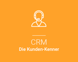 Assistent CRM - marahplus ERP Warenwirtschaft | Sauter + Held Software