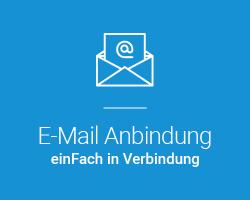 Assistent E-Mail Integration - marahplus ERP Warenwirtschaft | Sauter + Held Software