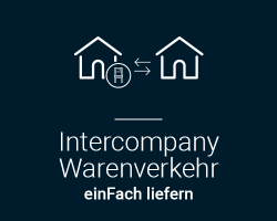 Assistent Intercompany Warenverkehr - marahplus ERP Warenwirtschaft | Sauter + Held Software