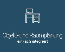 Assistent Objekt- und Raumplanung - marahplus ERP Warenwirtschaft | Sauter + Held Software