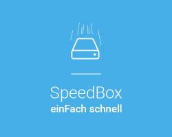Assistent Speedbox - marahplus ERP Warenwirtschaft | Sauter + Held Software