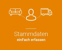 Assistent Stammdaten - marahplus ERP Warenwirtschaft | Sauter + Held Software