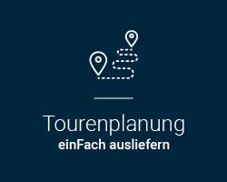 Assistent Tourenplanung - marahplus ERP Warenwirtschaft | Sauter + Held Softwareß