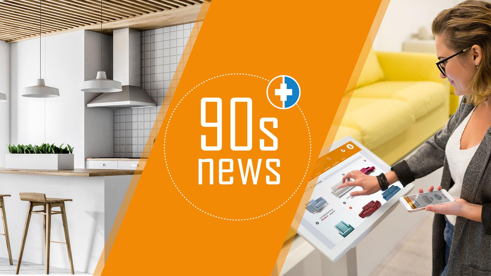 video: 90s News – marahplus Kollektion und Küchenplanung